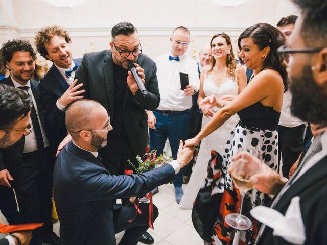 Il matrimonio di Gianluigi e Clara a Favara, Agrigento 67