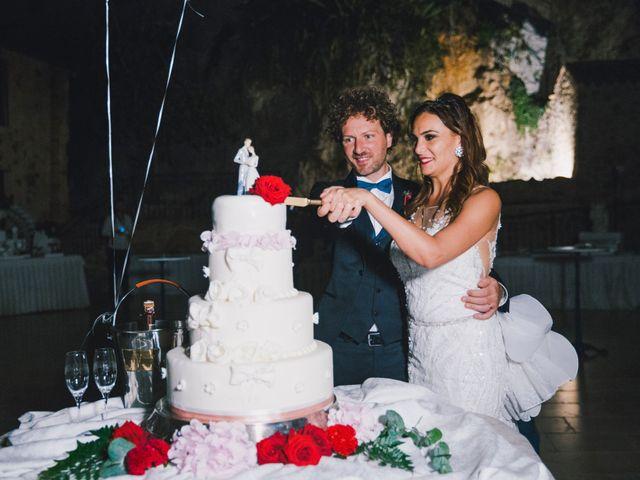 Il matrimonio di Gianluigi e Clara a Favara, Agrigento 68