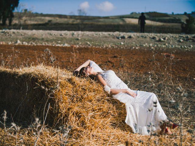 Il matrimonio di Gianluigi e Clara a Favara, Agrigento 70