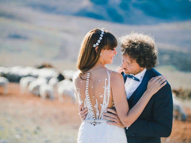 Il matrimonio di Gianluigi e Clara a Favara, Agrigento 74