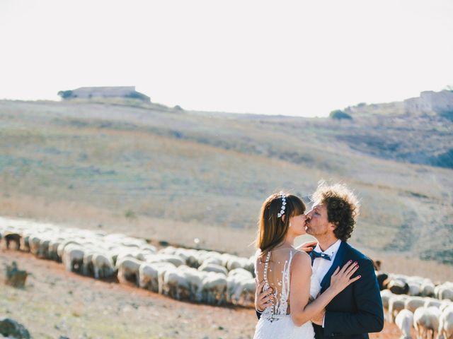 Il matrimonio di Gianluigi e Clara a Favara, Agrigento 75