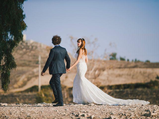 Il matrimonio di Gianluigi e Clara a Favara, Agrigento 76