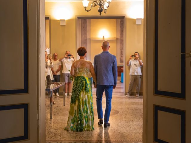 Il matrimonio di Sara e Alessio a Correggio, Reggio Emilia 5