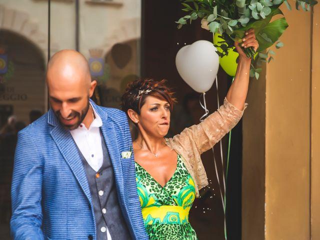 Il matrimonio di Sara e Alessio a Correggio, Reggio Emilia 9