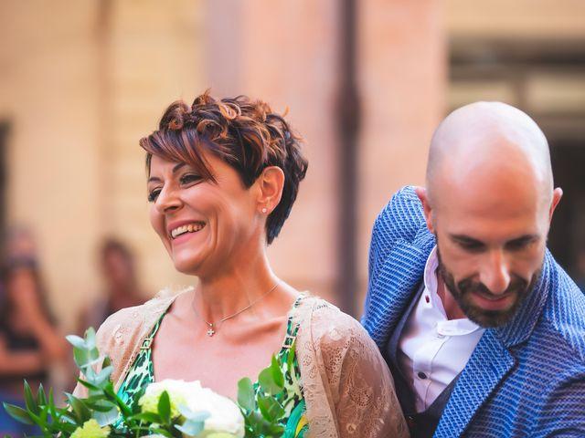 Il matrimonio di Sara e Alessio a Correggio, Reggio Emilia 16