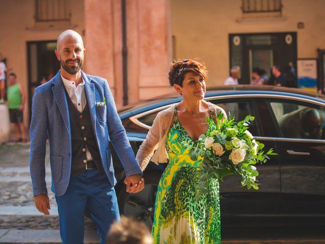 Il matrimonio di Sara e Alessio a Correggio, Reggio Emilia 17