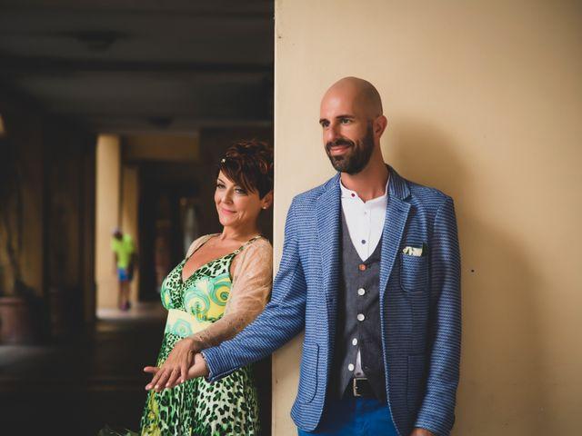 Il matrimonio di Sara e Alessio a Correggio, Reggio Emilia 18