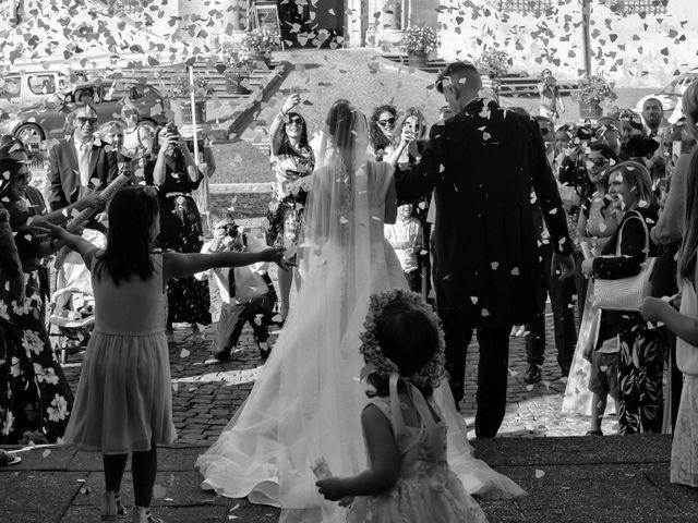 Il matrimonio di Pierluigi e Elisa a Ariccia, Roma 1