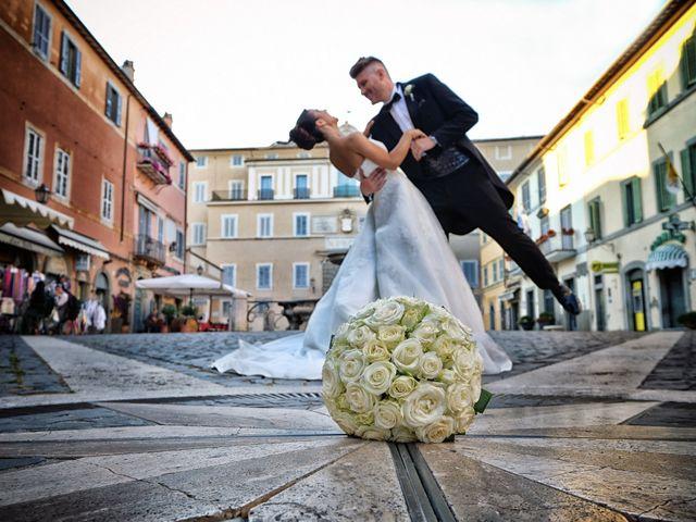 Il matrimonio di Pierluigi e Elisa a Ariccia, Roma 32