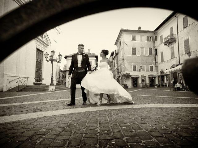 Il matrimonio di Pierluigi e Elisa a Ariccia, Roma 33