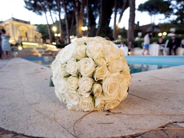 Il matrimonio di Pierluigi e Elisa a Ariccia, Roma 34