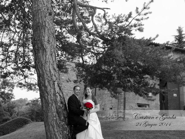 Il matrimonio di Giada e Cristian a Reggio nell'Emilia, Reggio Emilia 3