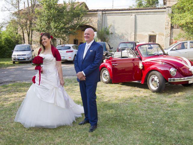 Il matrimonio di Giada e Cristian a Reggio nell'Emilia, Reggio Emilia 1