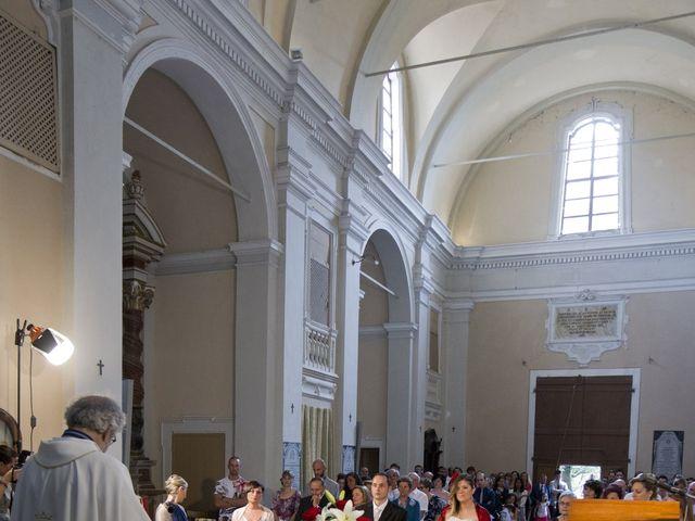 Il matrimonio di Giada e Cristian a Reggio nell'Emilia, Reggio Emilia 10
