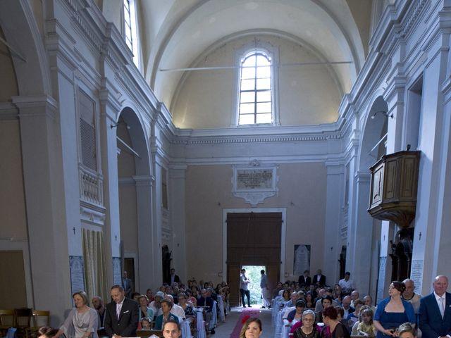 Il matrimonio di Giada e Cristian a Reggio nell'Emilia, Reggio Emilia 12