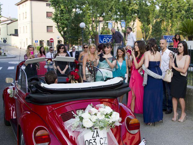 Il matrimonio di Giada e Cristian a Reggio nell'Emilia, Reggio Emilia 18
