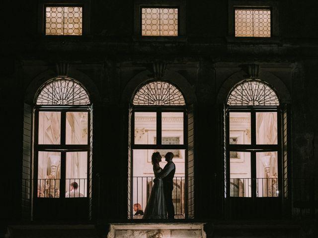 Le nozze di Ilenia e Ivan