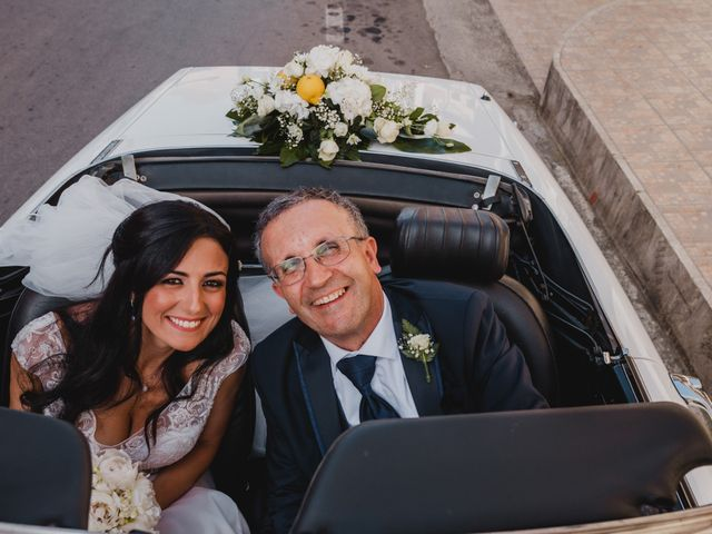 Il matrimonio di Nicoletta e Gaicomo a Castelbuono, Palermo 23
