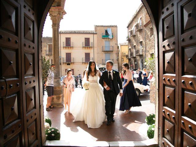 Il matrimonio di Nicoletta e Gaicomo a Castelbuono, Palermo 26