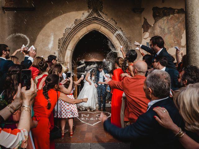 Il matrimonio di Nicoletta e Gaicomo a Castelbuono, Palermo 30