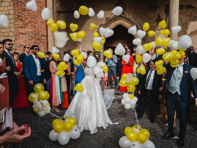 Il matrimonio di Nicoletta e Gaicomo a Castelbuono, Palermo 31