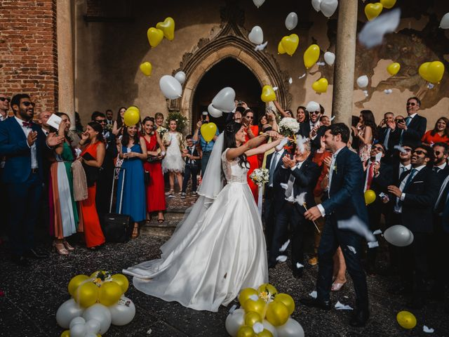 Il matrimonio di Nicoletta e Gaicomo a Castelbuono, Palermo 32