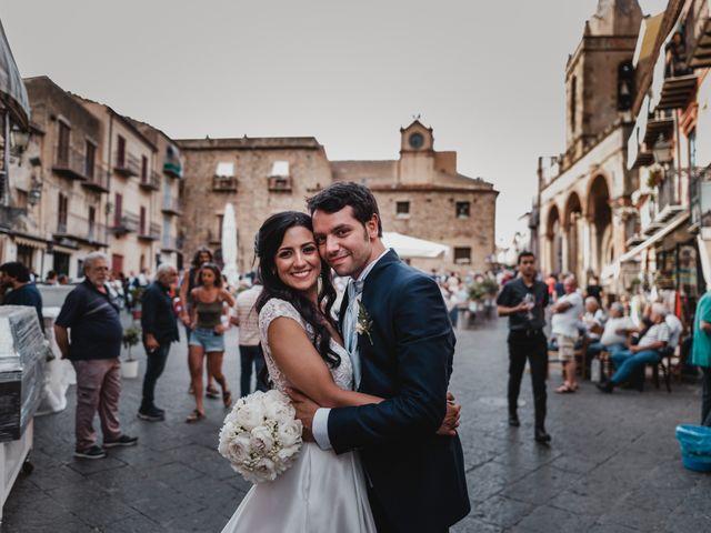 Il matrimonio di Nicoletta e Gaicomo a Castelbuono, Palermo 33