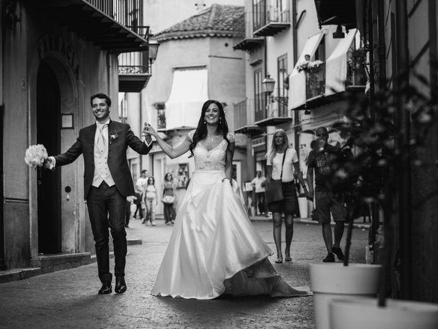 Il matrimonio di Nicoletta e Gaicomo a Castelbuono, Palermo 34