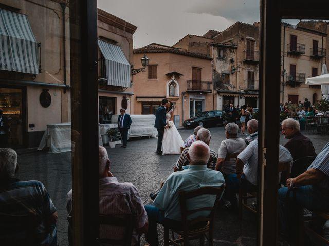 Il matrimonio di Nicoletta e Gaicomo a Castelbuono, Palermo 35