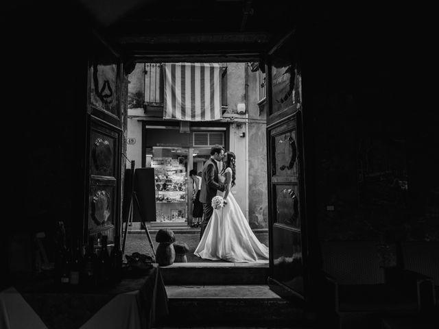 Il matrimonio di Nicoletta e Gaicomo a Castelbuono, Palermo 36
