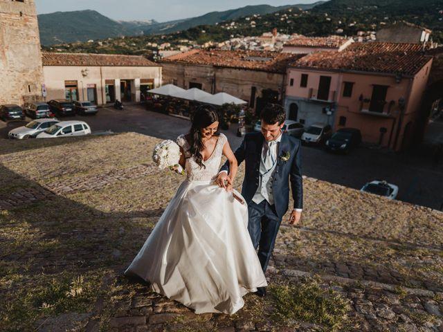Il matrimonio di Nicoletta e Gaicomo a Castelbuono, Palermo 37