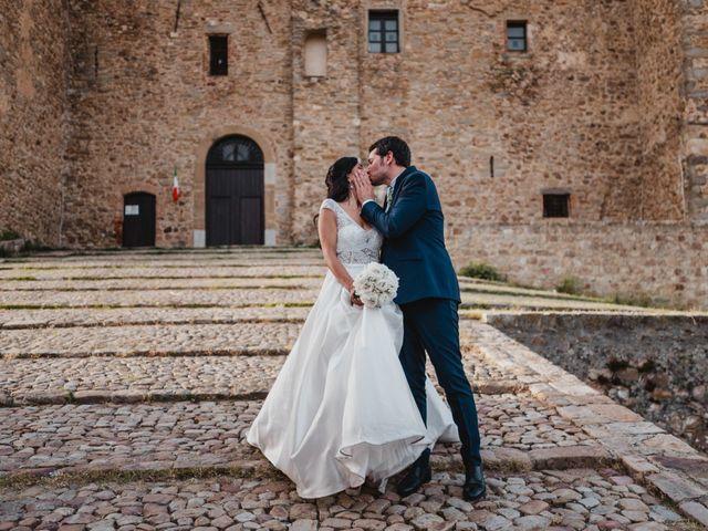 Il matrimonio di Nicoletta e Gaicomo a Castelbuono, Palermo 40