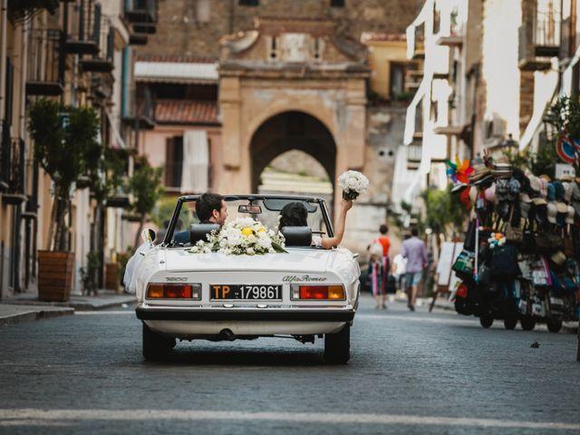 Il matrimonio di Nicoletta e Gaicomo a Castelbuono, Palermo 41