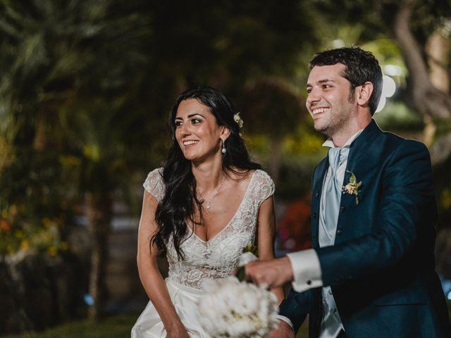 Il matrimonio di Nicoletta e Gaicomo a Castelbuono, Palermo 43