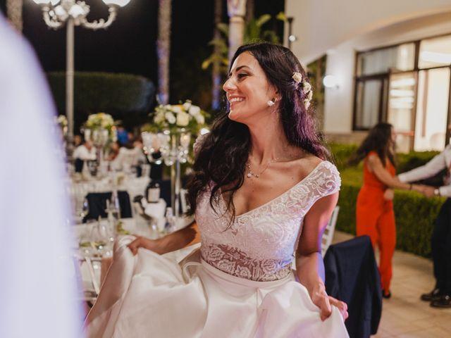 Il matrimonio di Nicoletta e Gaicomo a Castelbuono, Palermo 44