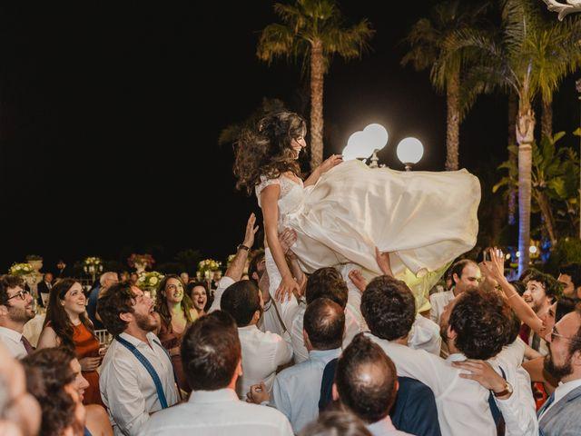 Il matrimonio di Nicoletta e Gaicomo a Castelbuono, Palermo 46