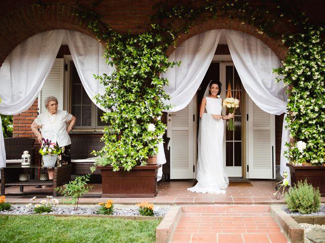 Il matrimonio di Matteo e Clarissa a Pavia, Pavia 16