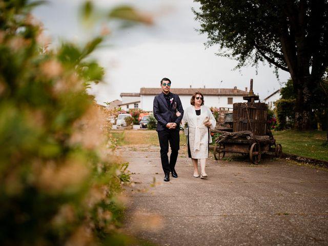 Il matrimonio di Matteo e Clarissa a Pavia, Pavia 25