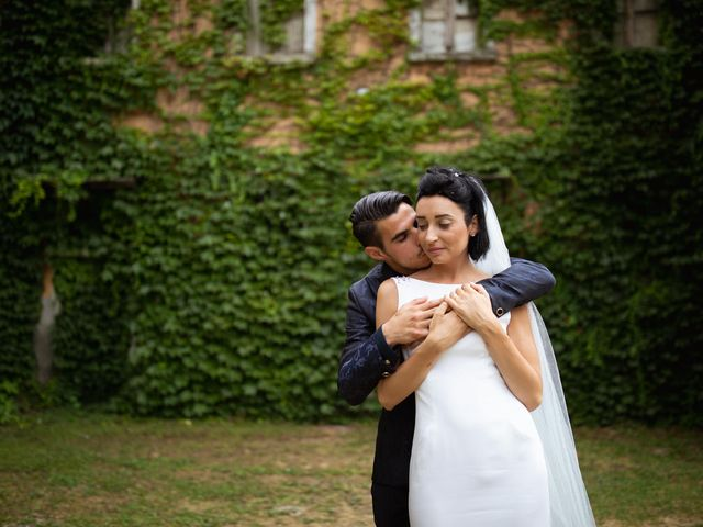 Il matrimonio di Matteo e Clarissa a Pavia, Pavia 52