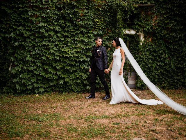 Il matrimonio di Matteo e Clarissa a Pavia, Pavia 53