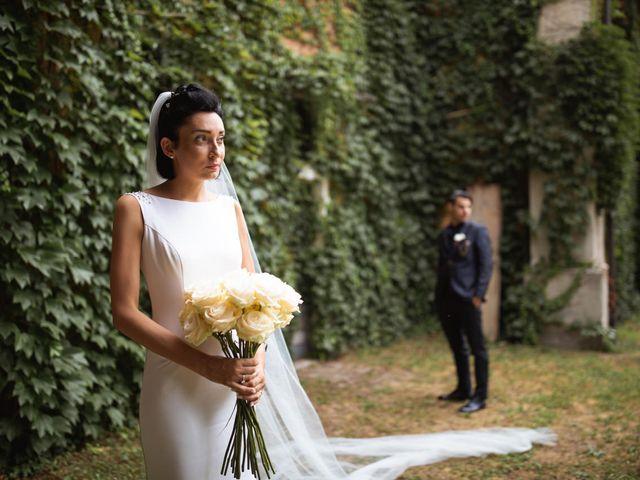 Il matrimonio di Matteo e Clarissa a Pavia, Pavia 54