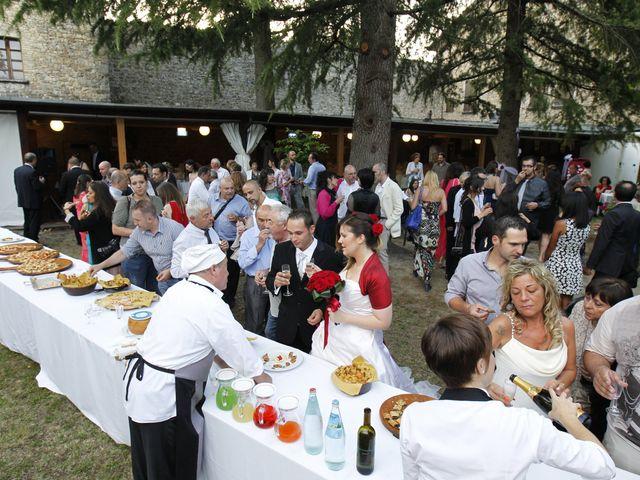Il matrimonio di Giada e Cristian a Reggio nell'Emilia, Reggio Emilia 24