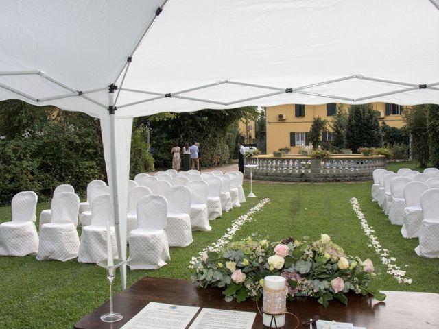 Il matrimonio di Gianluca e Agnese a Crespellano, Bologna 48