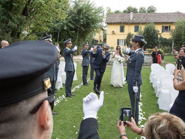 Il matrimonio di Gianluca e Agnese a Crespellano, Bologna 59