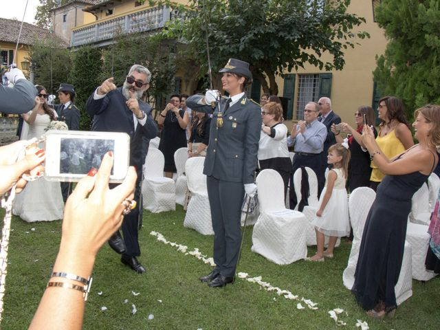 Il matrimonio di Gianluca e Agnese a Crespellano, Bologna 60