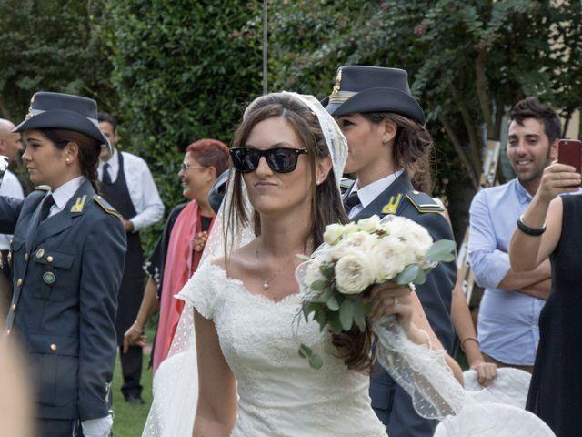Il matrimonio di Gianluca e Agnese a Crespellano, Bologna 61