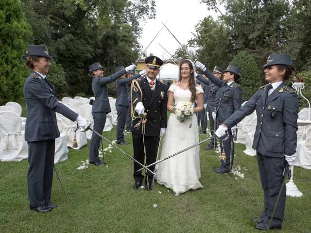 Il matrimonio di Gianluca e Agnese a Crespellano, Bologna 77