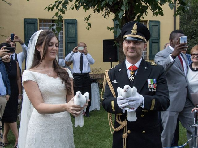 Il matrimonio di Gianluca e Agnese a Crespellano, Bologna 78