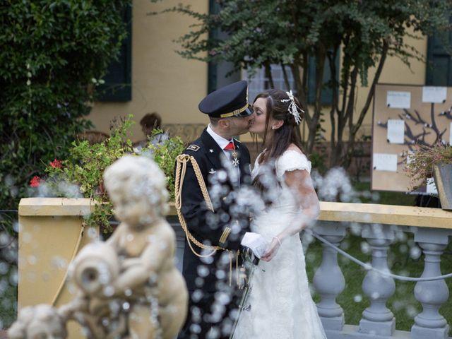 Il matrimonio di Gianluca e Agnese a Crespellano, Bologna 80