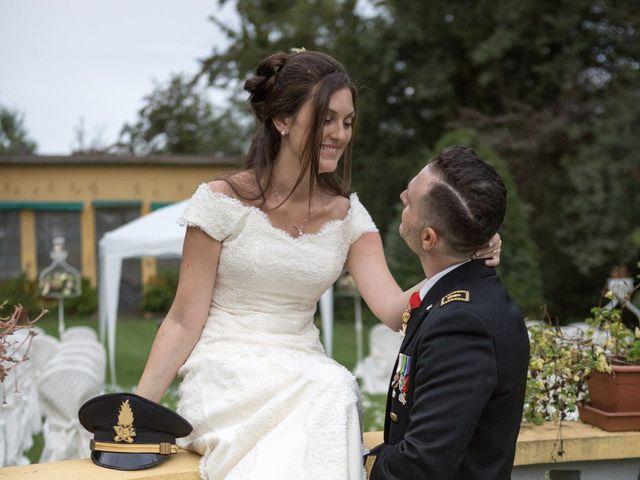 Il matrimonio di Gianluca e Agnese a Crespellano, Bologna 83